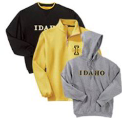 Yellow, black Dean Textiles Pullovers
