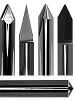 Coated Polished Engraving Tools