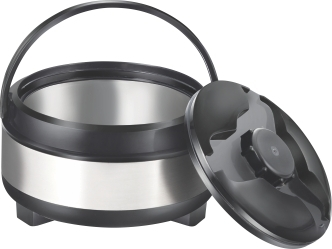 Breeze, Cello Steel Insulated Casserole