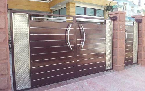 Ss main gate ss main gates gopalpura jaipur raj - Contemporary gate designs for homes ...