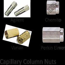 Capillary Column Nuts