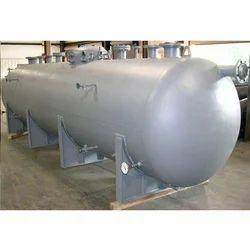 MS Horizontal Pressure Vessel