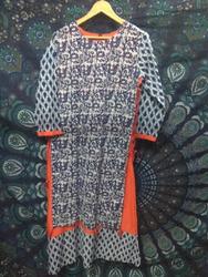 Jaipuri Printed Kurti