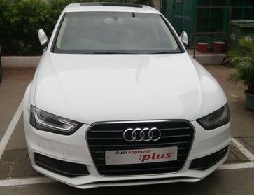 2014 Audi A4 At Rs 2800000 No Old Cars Second Hand Motor Cars