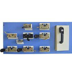 High Security Door Latch