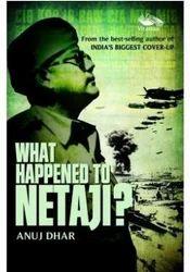 What Happened To Netaji Book