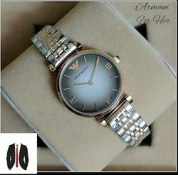 30d6f4a5df27 Ladies Emporio Armani Watch