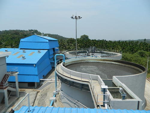 Waste Water Recycle Plant Manufacturer From Ahmedabad
