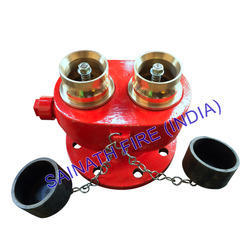 2- Way Inlet Breeching Valve