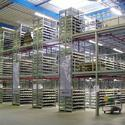 Heavy Duty Three Tier Racking System