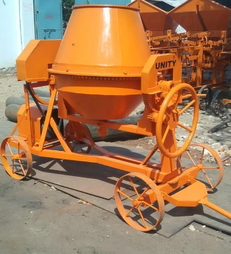 unity m s half bag concrete mixer  1  2 bag  rs 40000