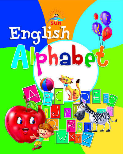 English Alphabet Book Manufacturer From