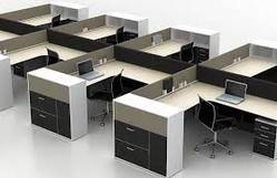 Office Furniture Setup