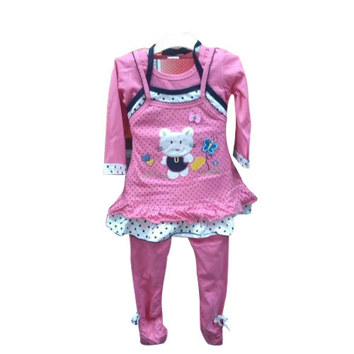 7bf4c147eda Girls Hosiery Dress at Rs 200  piece