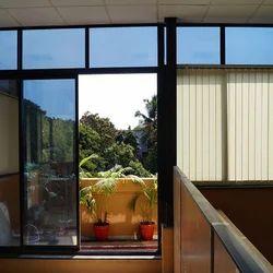 Aluminium Sliding Door Windows