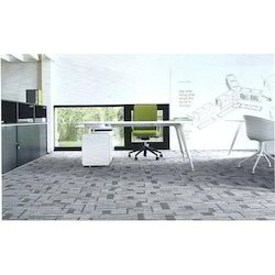 Balta Lineation and Zenith Carpet Tiles