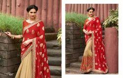 Bridal Wear Designer Saree