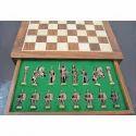 Brass Chess Pieces