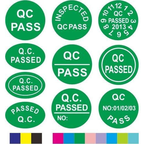 image relating to Printable Vinyl Labels named Published Stickers - Coloration LABLES Brand name against Refreshing Delhi