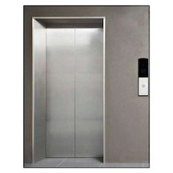 Stainless Steel Polished SS Swing Elevator Doors