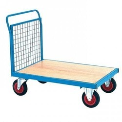 SDSE MS Platform Trolley, Load Capacity: 200-250 Kg