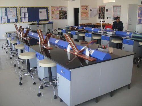Lab Furniture Physics Lab Furniture Manufacturer From Virar
