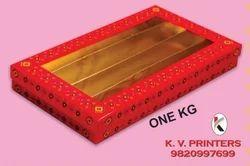 1 Kg Mithai Box