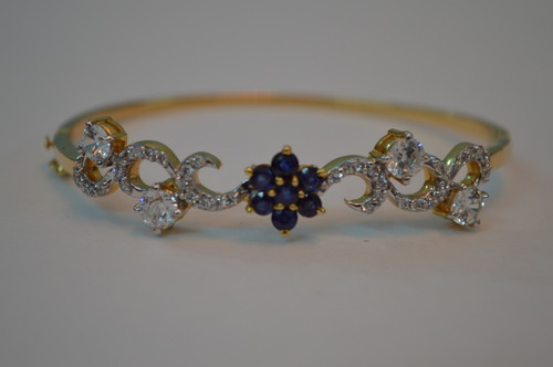 in index blue made and bangles gold sapphire yellow diamond bs