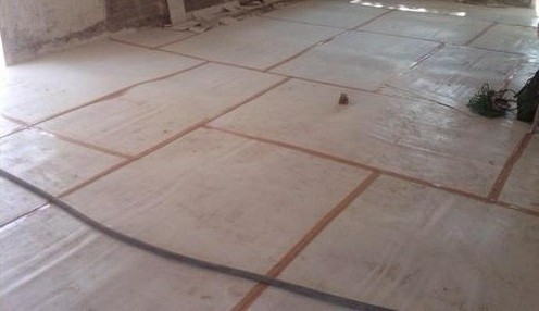 Pp Floor Protection Sheet Rs 4 Square Feet Great India