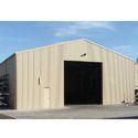 Steel Prefab Industrial Storage Shed