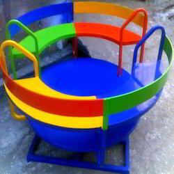 Revolving Platform Sitting Model