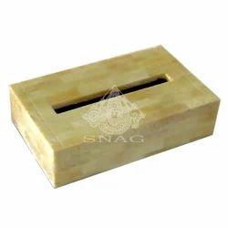 Bone Tissue Paper Box