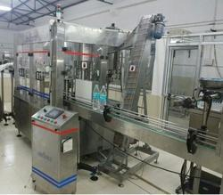PET Bottle Rinser Filler And Capper Machine