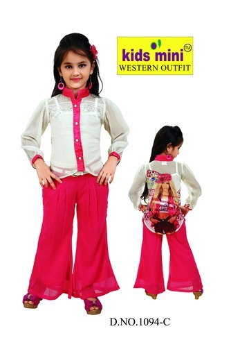 f83ac1c0a Modern Kids Plazo Set at Rs 695 /piece(s)   Dadar West   Mumbai   ID ...