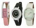 Ladies Multicolor Set Of 3 Watches