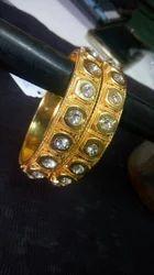 Diamond Coated Bangles