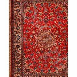 Fab Export International Woollen And Silk Persian Hand Knotted Carpet