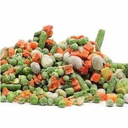 A Grade Green Frozen Vegetable