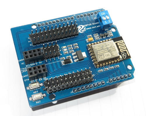 Arduino Wifi Shield ESP8266 at Rs 999  piece   Arduino Shield   ID ... 567b7a58f0b2