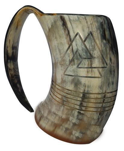 730e65e7213 Buffalo Horn Viking Tankard at Rs 570  piece