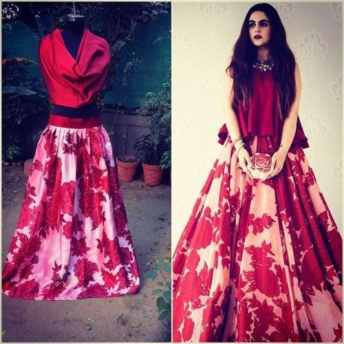 e2be3c0872 New Indo Western Dress at Rs 1350  piece