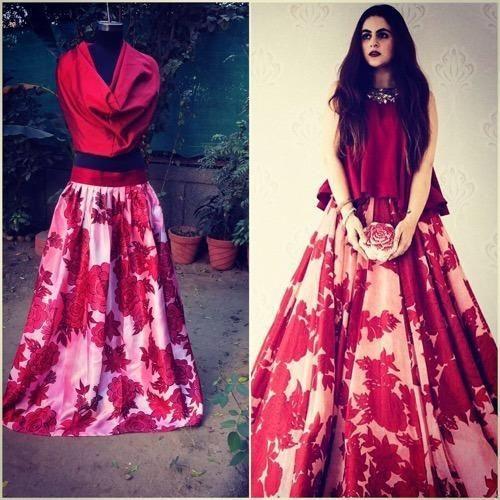 New Indo Western Dress at Rs 1350 /piece | Ladies Designer Dress ...