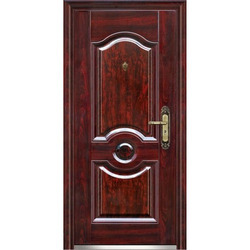 Steel Safety Door at Best Price in India