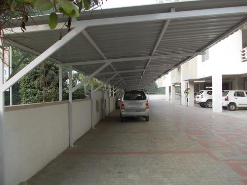 Car Parking Shed Manufacturer From Ahmedabad