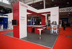 Customized Exhibition Stands Booth Exhibit Service Provider From