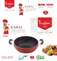 Indian Non Stick Kadai Size 200 MM
