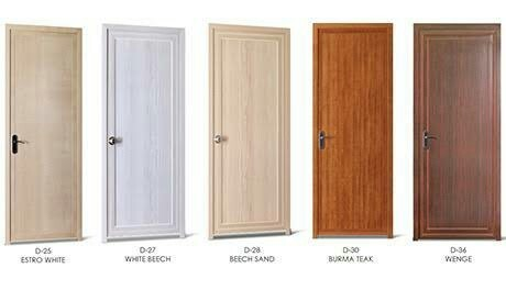 Wood Sintex Bathroom Door Rs 2800 Piece Home Line Decor