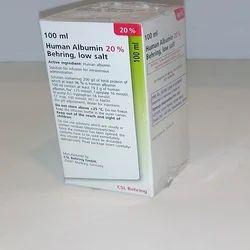 Albumin Human Albumin 20% Drug