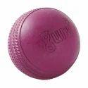 Purple Cricket Rubber Ball