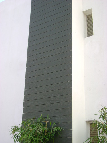 Duct Covering Fiber Cement Plank  For Columns  U0026 Beams